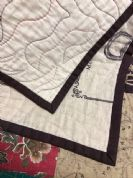 200115 Wednesday, 15th Jan, 11:00-12:30: Perfect Quilt Bindings with Meg